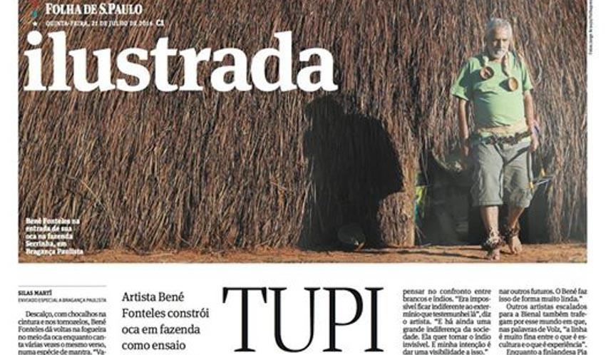 Folha de São Paulo // Ilustrada