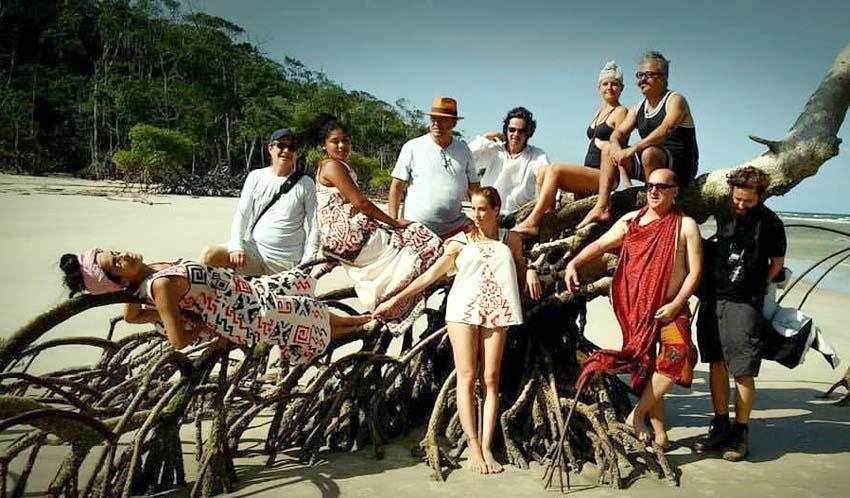 Expedição Brasil Profundo leva Serrinha para o país