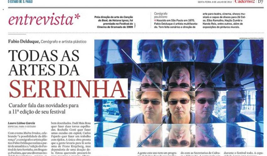 O Estado de São Paulo // Caderno 2