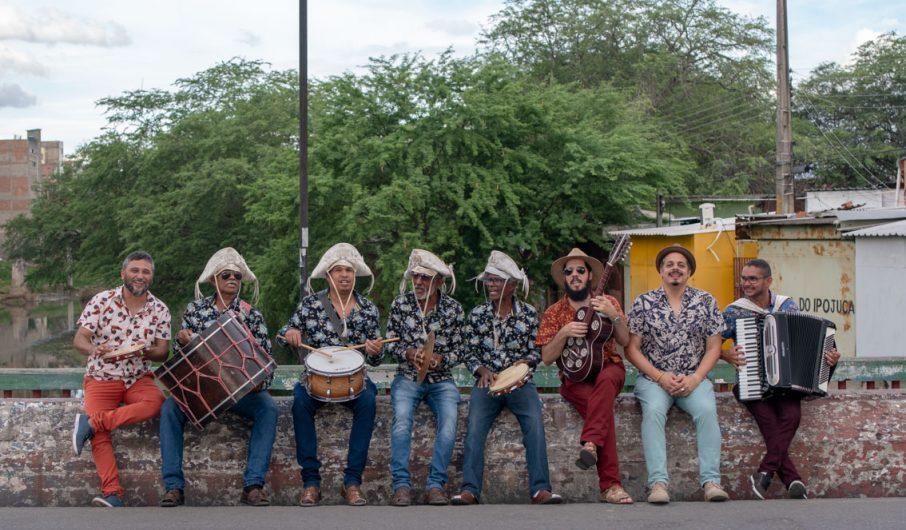 Adiel Luna e Banda Zé do Estado // música regional