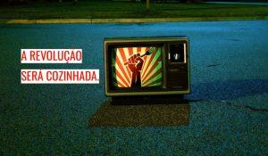 Neide Rigo, Checho Gonzales e Macau Amaral // A revolução será cozinhada – ESGOTADA